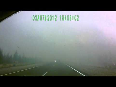 Лесные пожары 2012: Россия снова в огне и дыме
