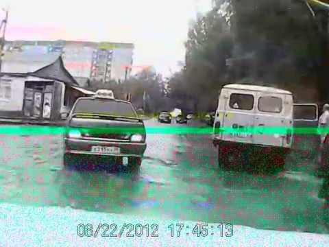 Потоп в Саратове 22 августа 2012 года: День второй