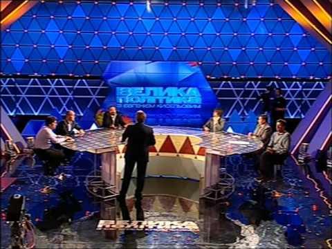 Большая политика с Евгением Киселевым 28 сентября 2012 года