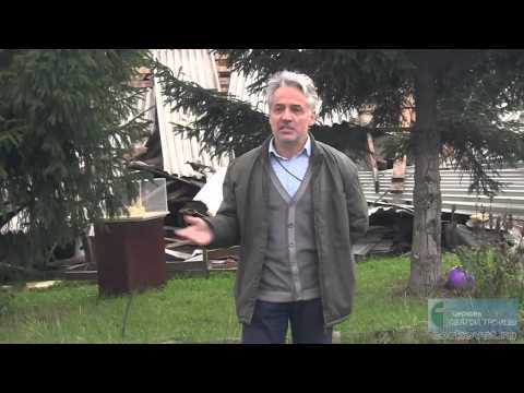 Православные ублюдки: В Москве разграбили и уничтожили евангельскую церковь Святой Троицы