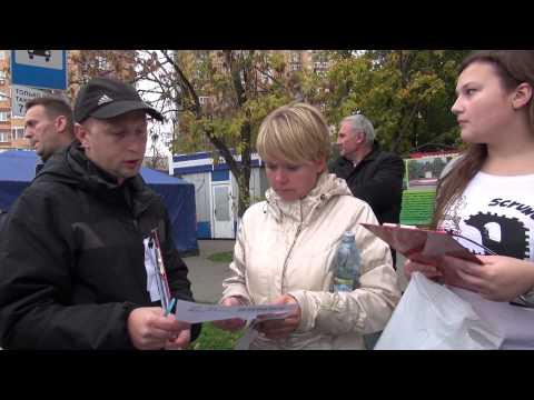День Народовластия и Маяковские чтения / Прямая трансляция Москва 30 сентября 2012 года