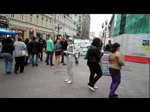 Мусульмане избили промоутеров московского музея эротики на Арбате