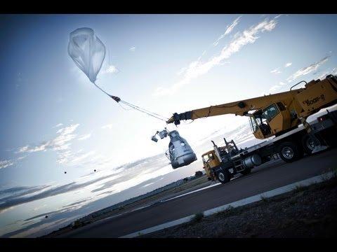 Red Bull Stratos: Прямая трансляция с высоты 39 километров над Землей