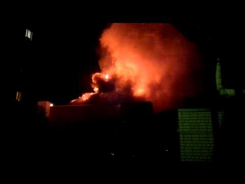 В Саратове сгорел Театр юного зрителя