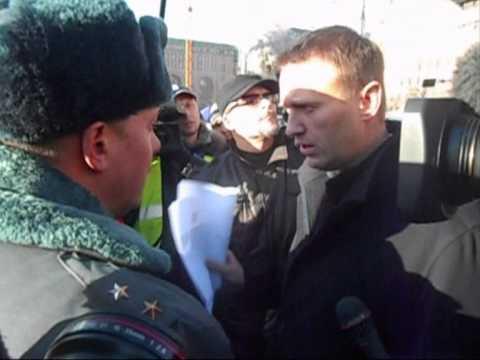 Дело против Алексея Навального: Допрос Леонида Гозмана