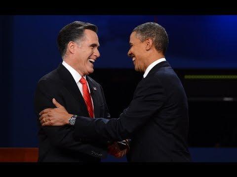 Дебаты Обама — Ромни 03 октября 2012 года / Выборы в Америке 2012