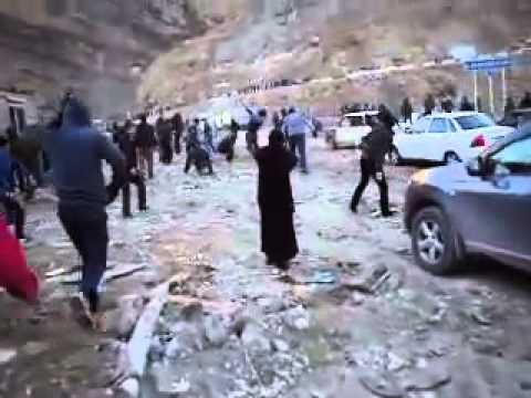 Дагестан против арестов: ОМОН против жителей села Гимры