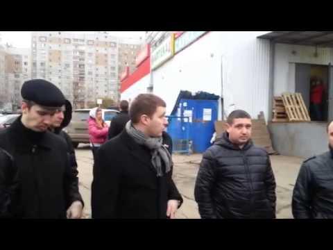 Гадюшник в Бутово / Совет мента: Cидите дома, чтобы в вас не стреляли