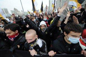«Русский марш» Нижний Новгород 04 ноября 2012 года Прямой эфир / Трансляция