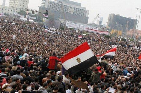 Протест в Египте: Каир / площадь Тахрир Прямой эфир / Трансляция