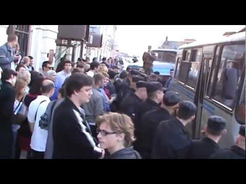 Первая волна: Фильм о нижегородских оппозиционерах
