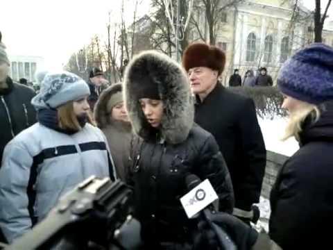 Народный сход в Петербурге: Убийство Григория Кочнева