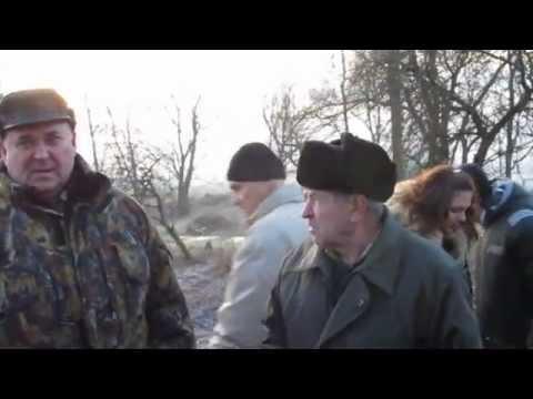 Лукашенко: Белорусскую деревню сожгли и сровняли с землей