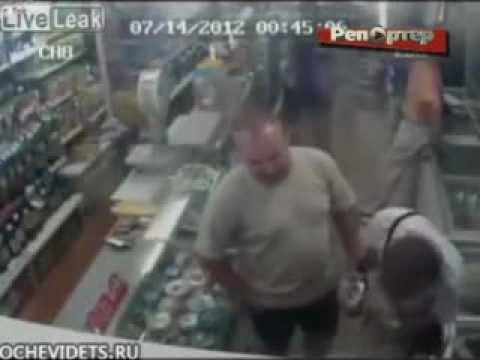 Самара: Боксер забил насмерть посетителя магазина