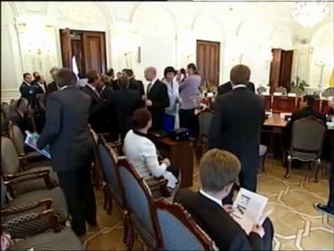 Большая политика с Евгением Киселевым 08 декабря 2012 года
