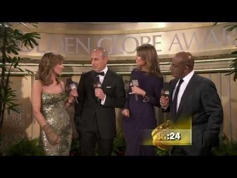 Церемония Золотой Глобус 2014 / The 71th Annual Golden Globe Awards 2014 Полная запись