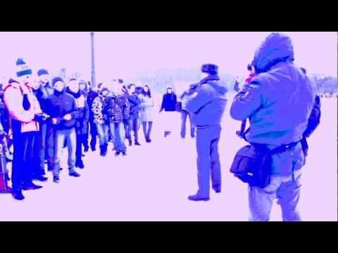 Власть в маразме: Закон запрещает играть в снежки!