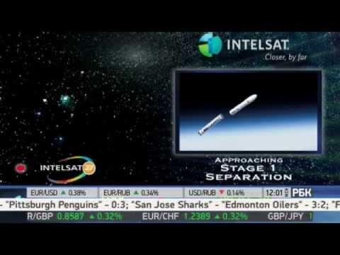 Крушение ракеты Зенит 01 февраля 2013 года