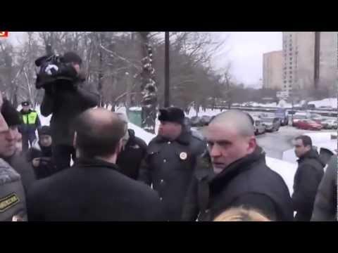 Басманный суд над Удальцовым 9 февраля 2013 года Прямой эфир / Трансляция