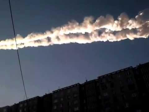 Война Миров: На Урал обрушился метеорит