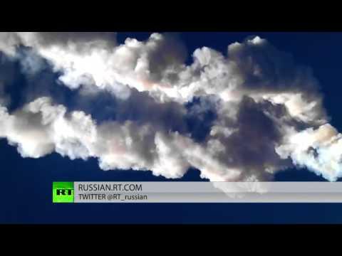 Взрыв метеорита над Челябинском: Метеоритная атака на Урале