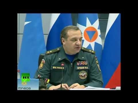 Челябинск: Заседание комиссии по падению метеорита 15 февраля 2013 года Прямой эфир / Трансляция
