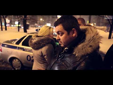 Погоня блогера в центре Москвы за гаишниками
