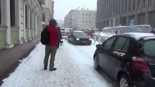 Аркадий Бабченко: Троллинг на парковке Генпрокуратуры