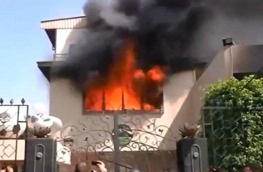 Египет Каир 16 — 18 августа 2013 года: Пятница гнева Прямой эфир / Трансляция
