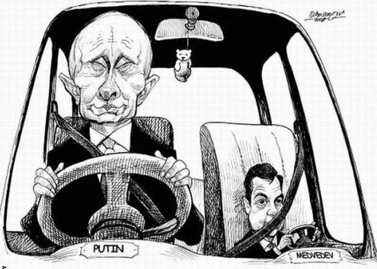 crazy russia