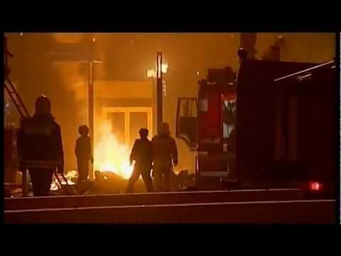 Пожар в Грозный-Сити: Не по воле Всевышнего
