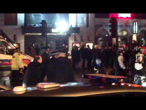 Британия: Смерть Тэтчер вызвала погромы и грабежи