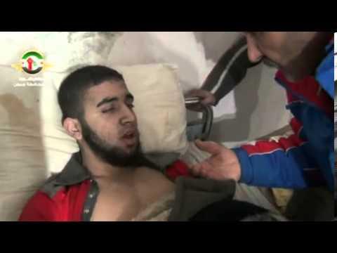 Сирия: Башар Асад применил химическое оружие против народа