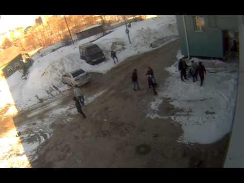 Ханты-Мансийск: Полицай Найманов организовал жестокое избиение горожан