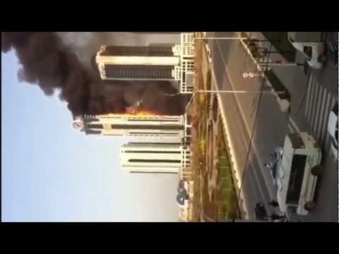 Чечня: В Грозном у Кадырова сгорела квартира Депардье