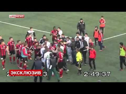 Кадыров пожизненно отстранен от футбола за избиение игрока