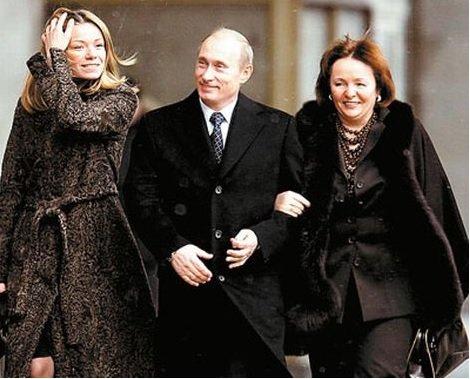 Dochter Poetin woont in Voorschoten
