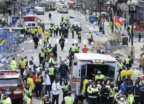 Бостон: Двойной теракт на марафоне 15 апреля 2013 года Прямой эфир / Трансляция