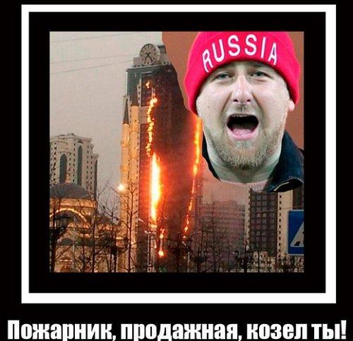 Москва террора: Кадыровцы напали на правозащитников 11 декабря 2014 года ПуйлоСтан
