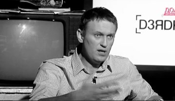 navalny tvrain
