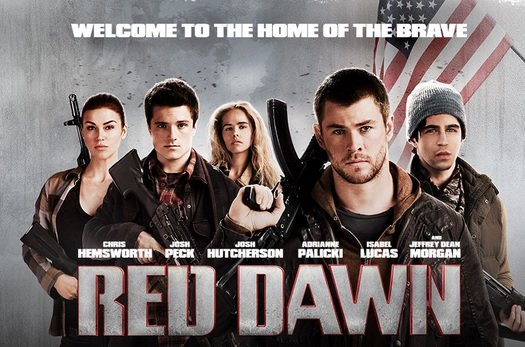 red dawn 2013 online