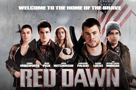 red dawn 2013 online