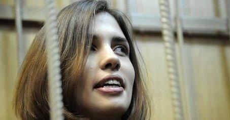 Надежда Толоконникова: Слушание дела по УДО 26 апреля 2013 года Прямой эфир / Трансляция