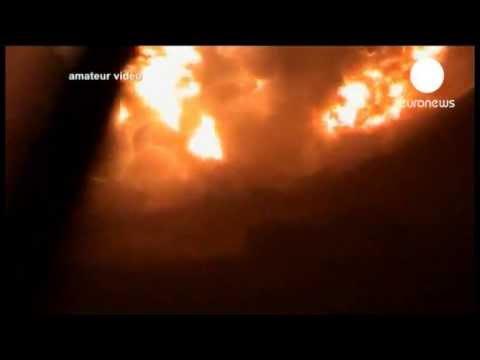 Сирия: Израиль нанес авиаудары по Дамаску