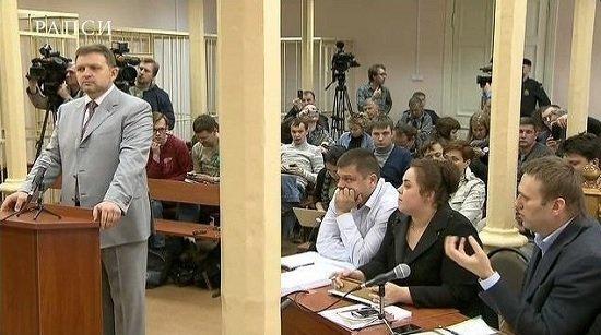 Суд над Навальным: Киров 2 июля 2013 года Прямой эфир / Трансляция