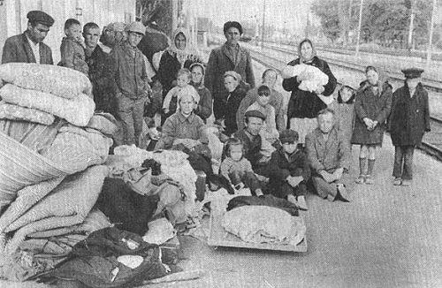 Хайтарма: Депортация крымских татар — Сталинский геноцид