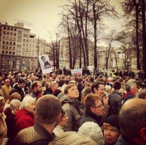 Митинг 6 мая 2013 года Болотная площадь Прямой эфир / Трансляция RomanPomych