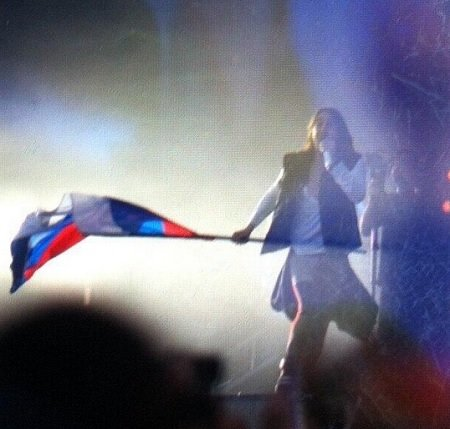 30 Seconds to Mars russia