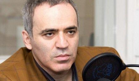 Гарри Каспаров: Если я поеду в Москву, то не смогу вернуться обратно