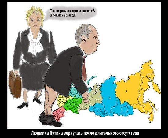 Ложь Путина на Валдае